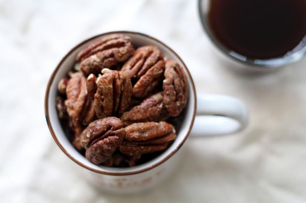 coffee pecans